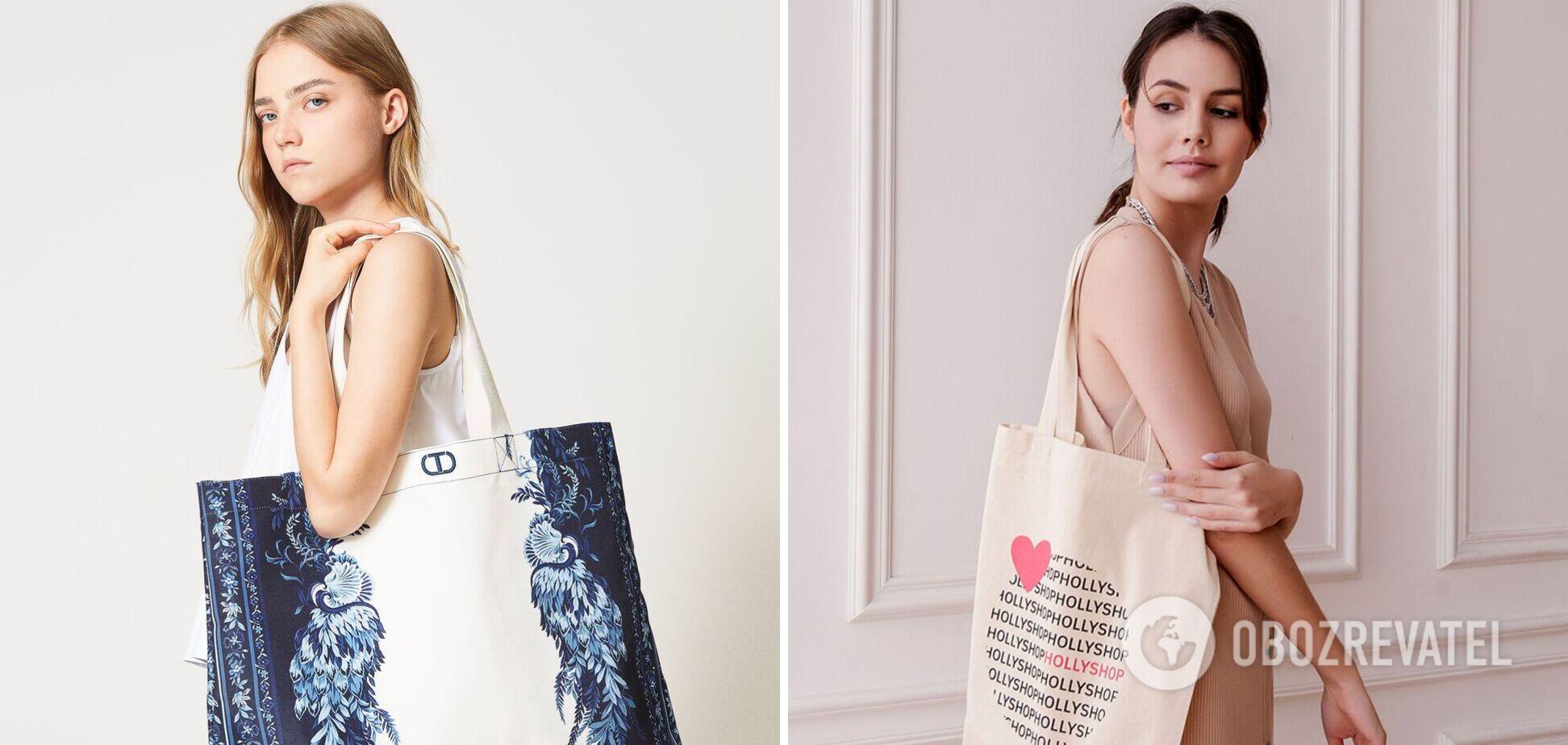 Как носить и с чем комбинировать самую модную сумку этого лета: советует стилист. Фото