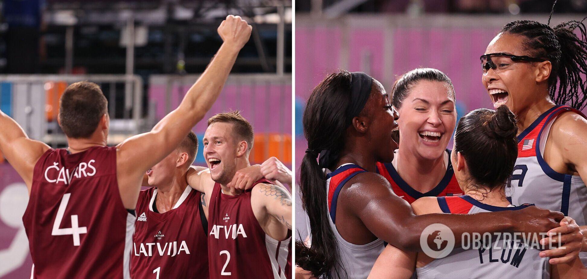 Кто выиграл Олимпиаду в Токио по баскетболу 3х3