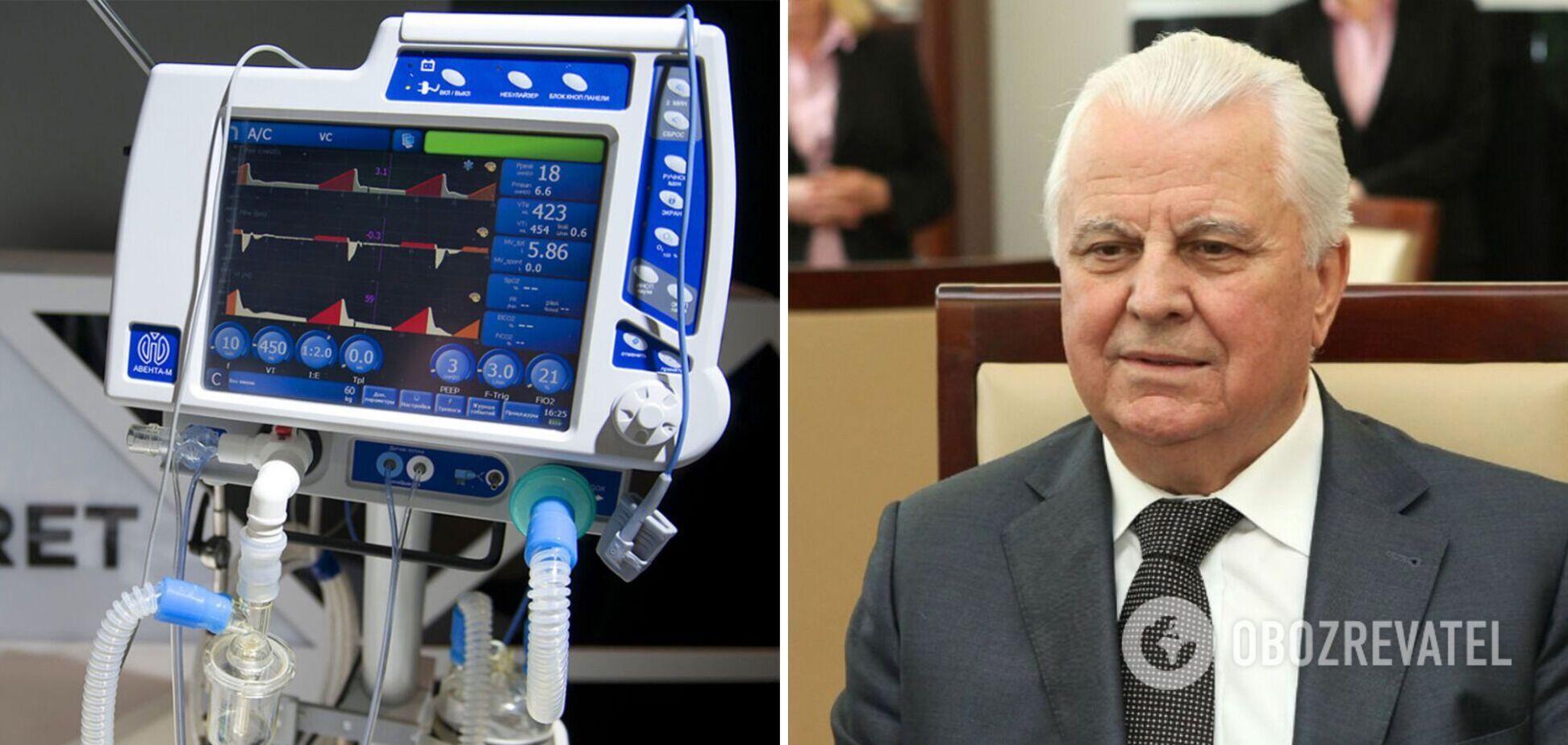 Що відомо про стан Леоніда Кравчука після операції