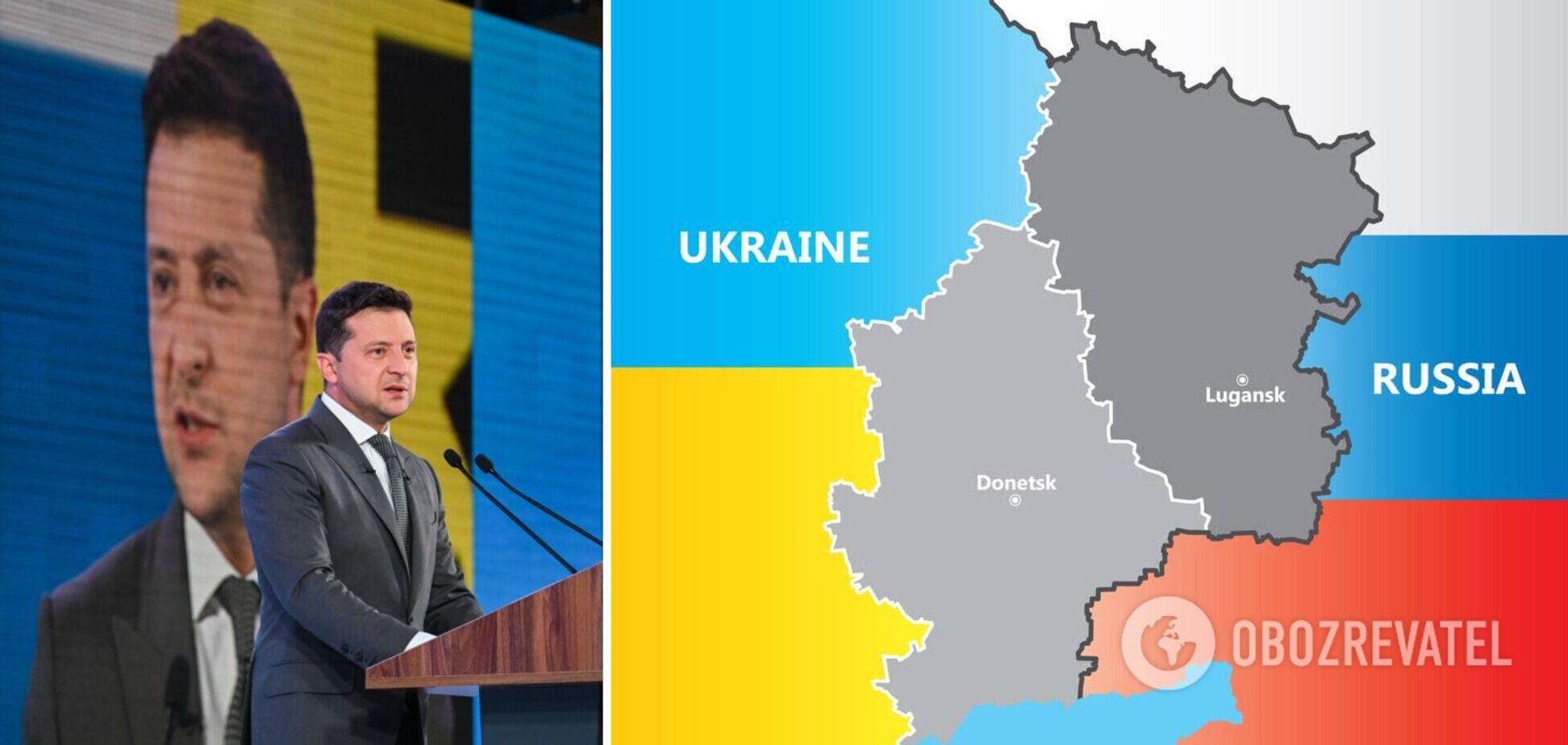 За словами президента, Україна просувається не швидко, але як тільки можливо