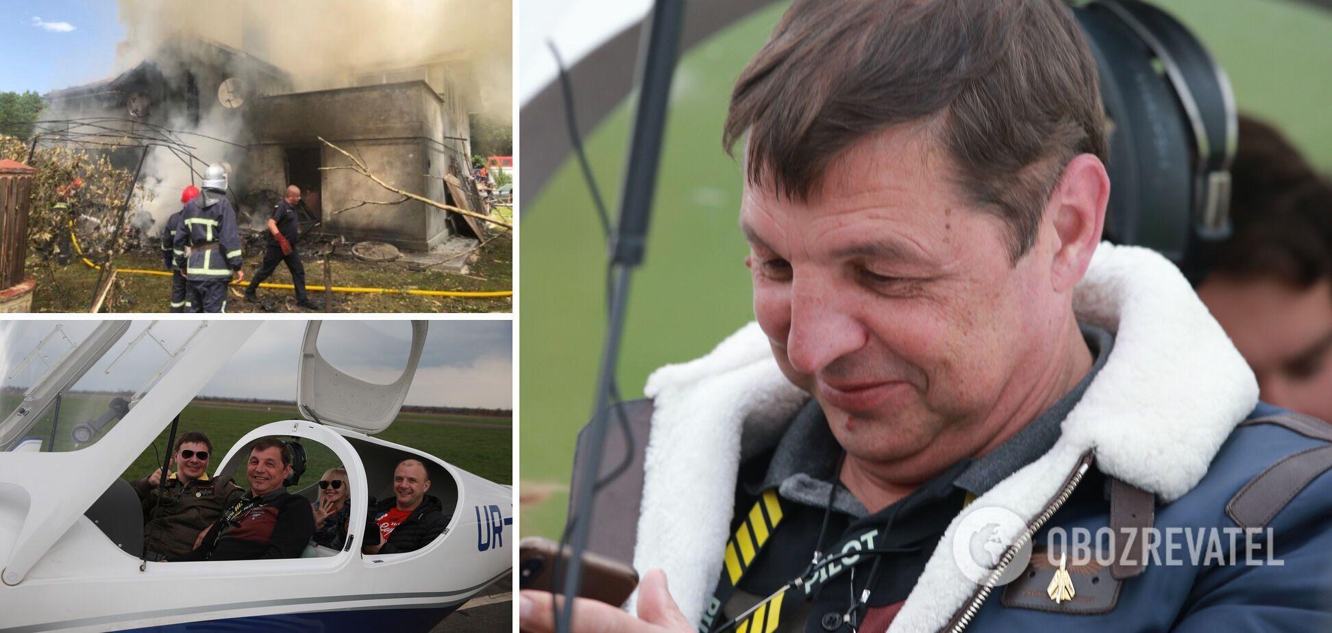 Прерванный полет. История жизни легендарного военного пилота Игоря Табанюка, погибшего в авиакатастрофе