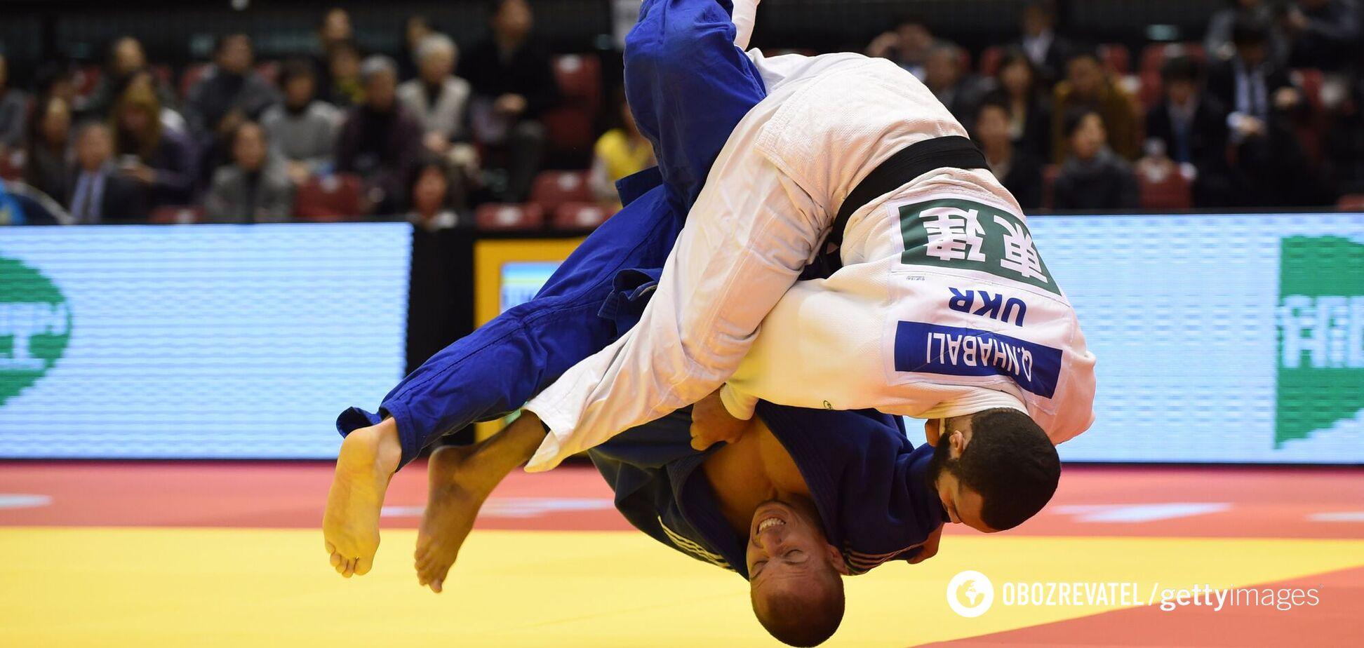 Украинский дзюдоист высказался о своей дисквалификации на Олимпиаде-2020