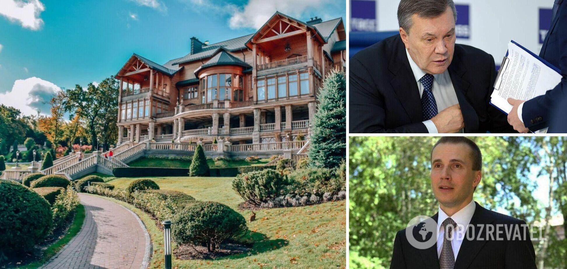 В НАБУ потребовали ареста Януковича и его сына по делу Межигорья