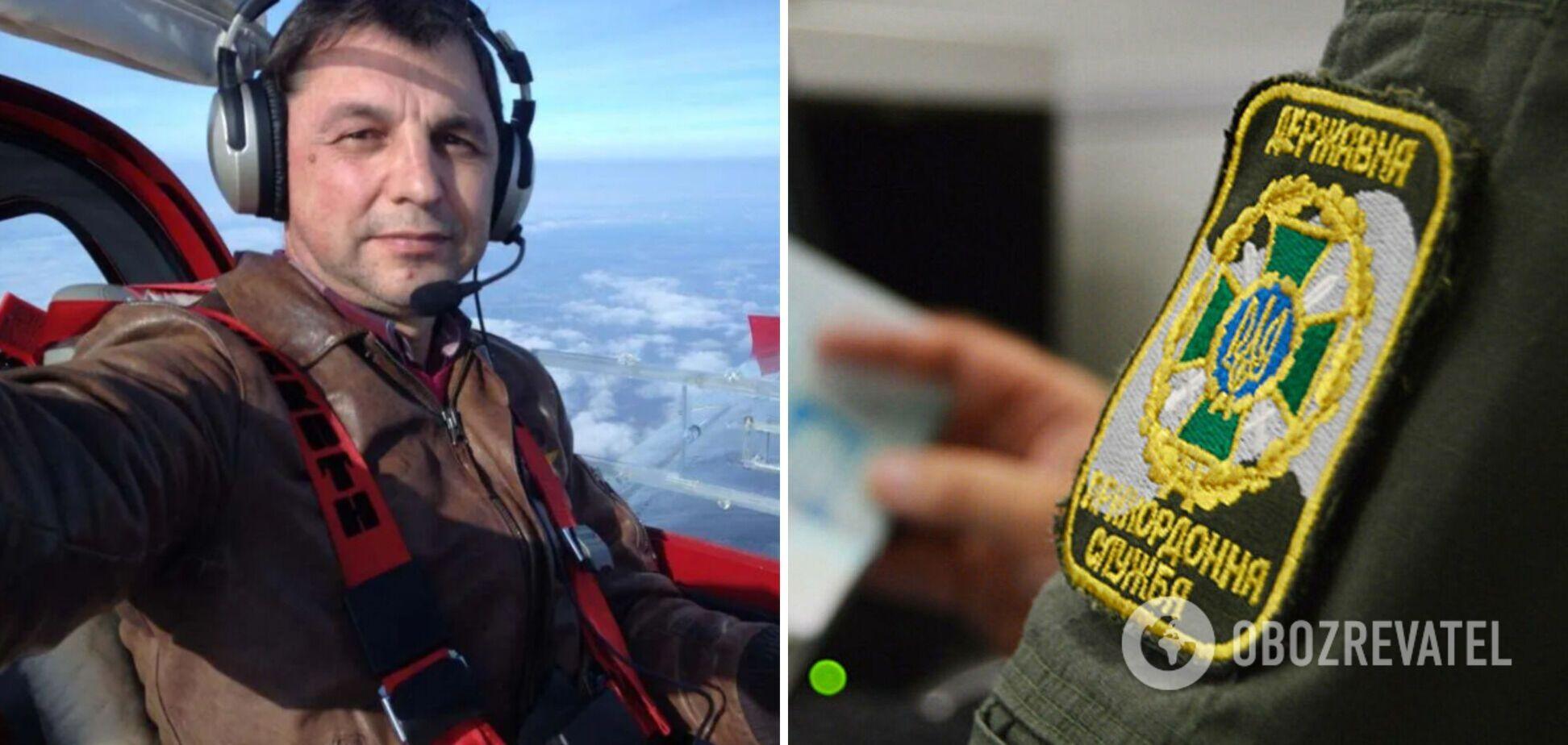 Новини України: на Прикарпатті розбився легендарний пілот, а Кабмін змінив правила в'їзду