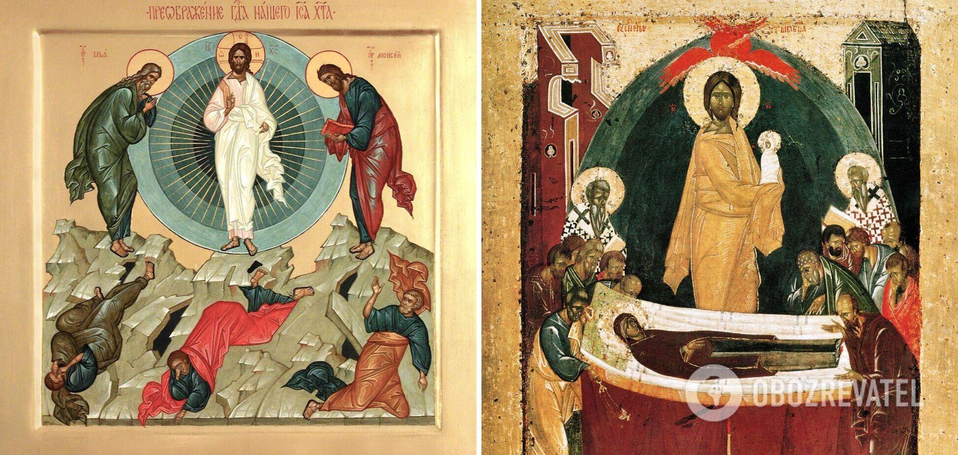 Православный календарь на август 2021 в Украине