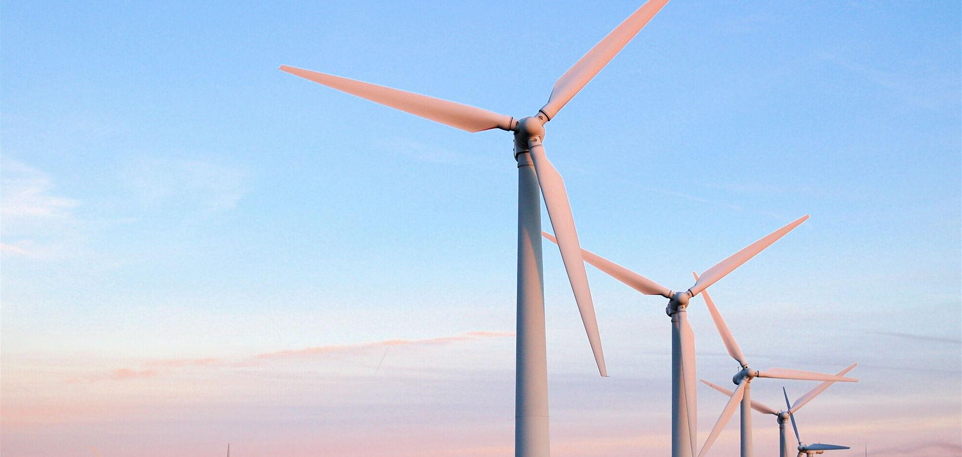 Развитие ветроэнергетики в Украине замедлилось из-за политических рисков