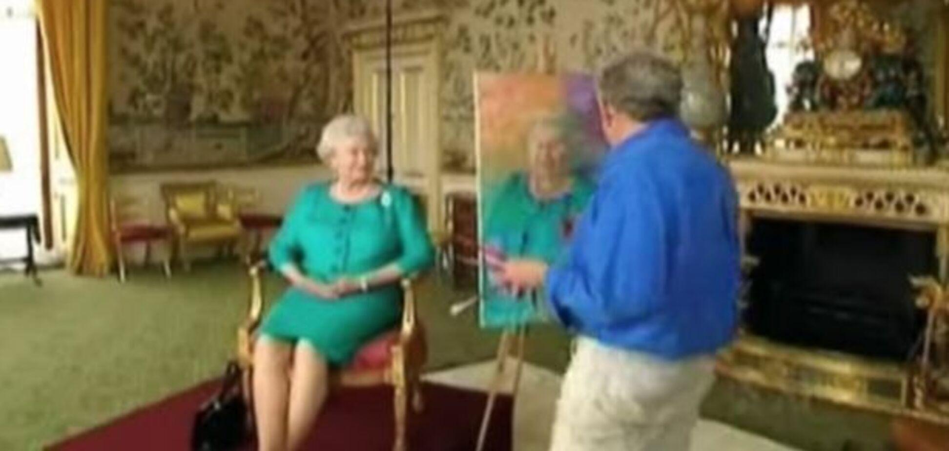 Кумедна реакція Єлизавети II на питання про старіння
