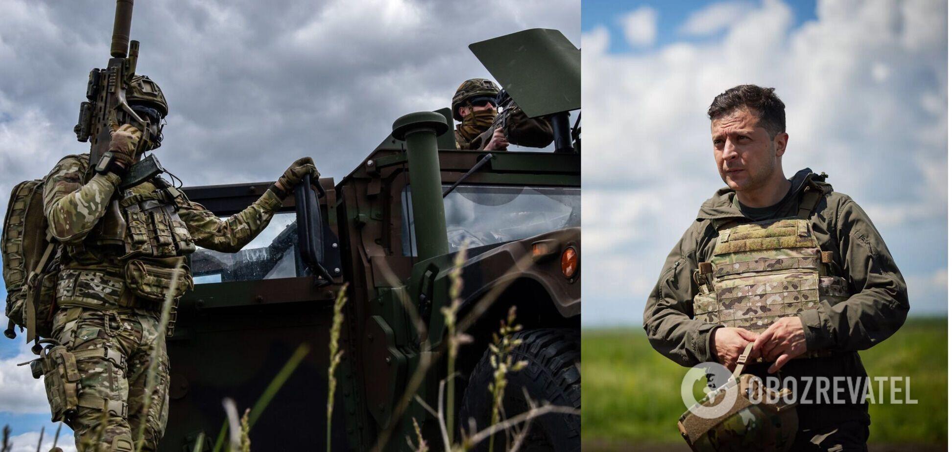Зеленський – про український спецназ: ви стали гордістю і елітою української армії. Відео