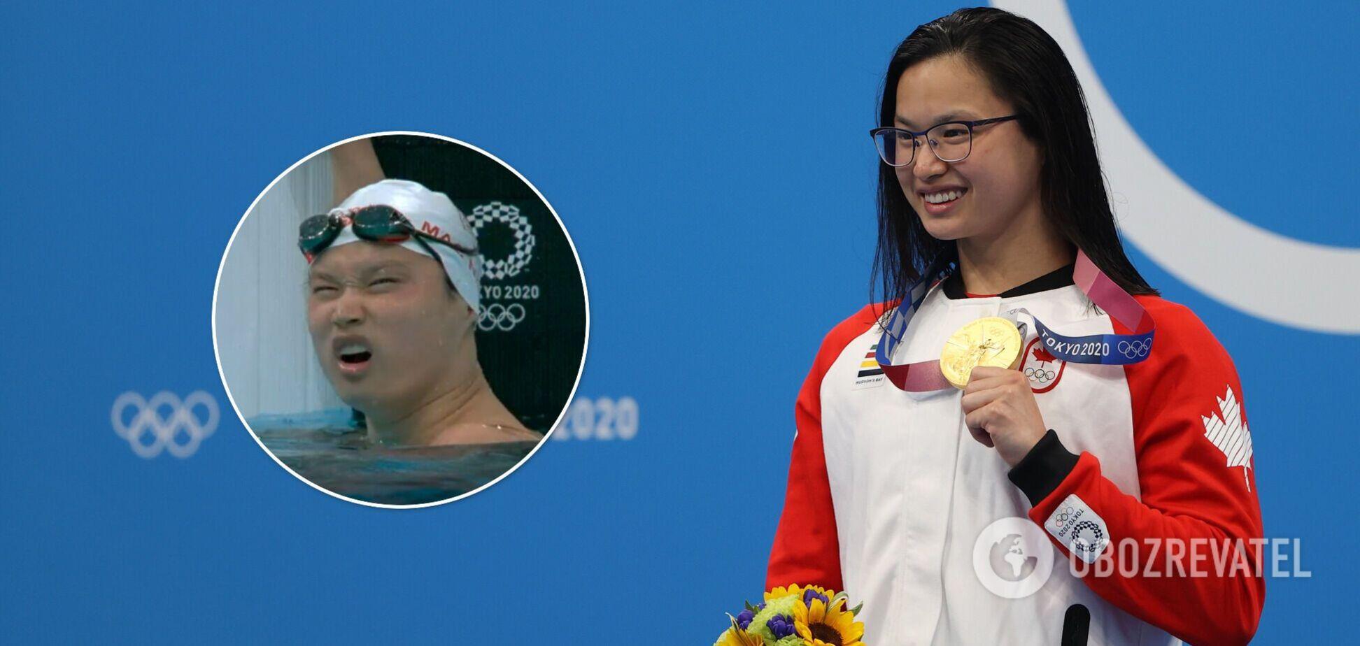 Канадська спортсменка не зрозуміла, що взяла 'золото' Олімпіади. Момент викликав сміх у коментаторів