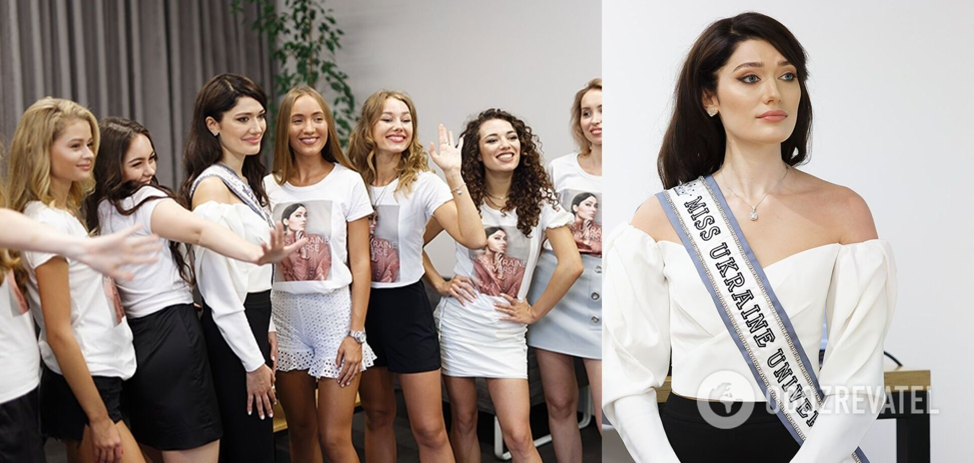 Как выглядят претендентки на титул 'Мисс Украина Вселенная'. Фото