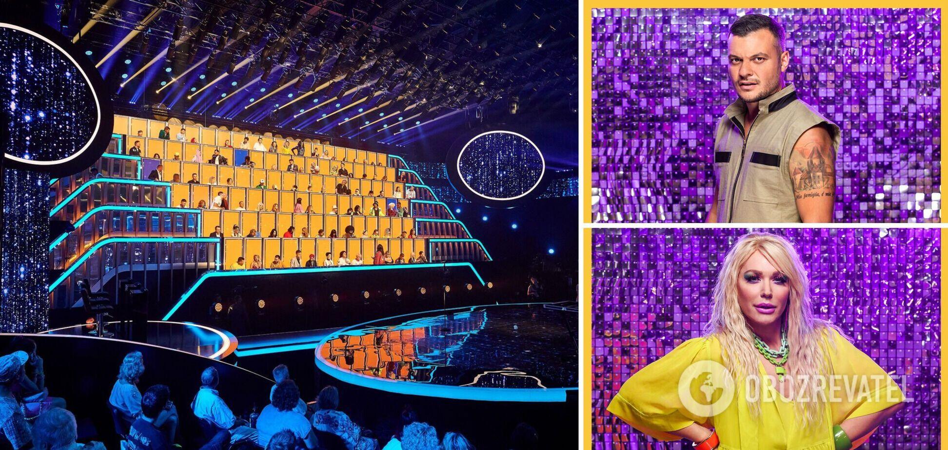 Названа шестая десятка звездных судей грандиозного шоу 'Співають всі'