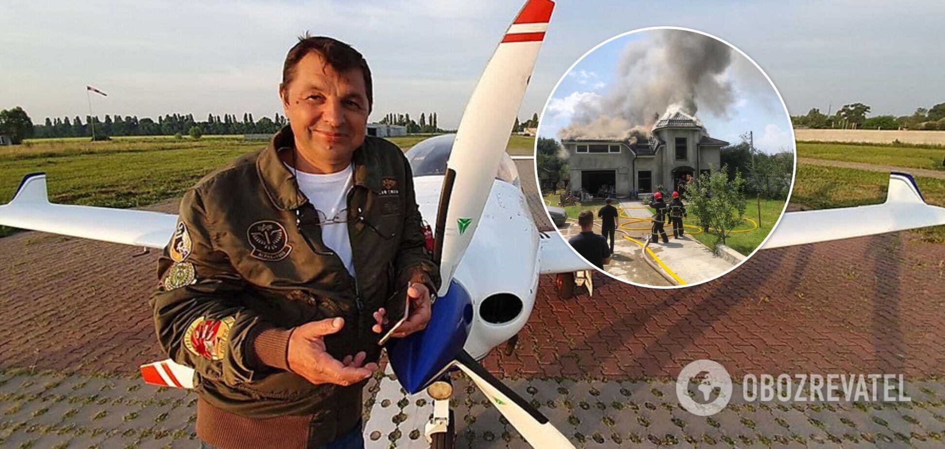 Люди скаржилися на польоти літаків над будинками: подробиці авіакатастрофи на Прикарпатті