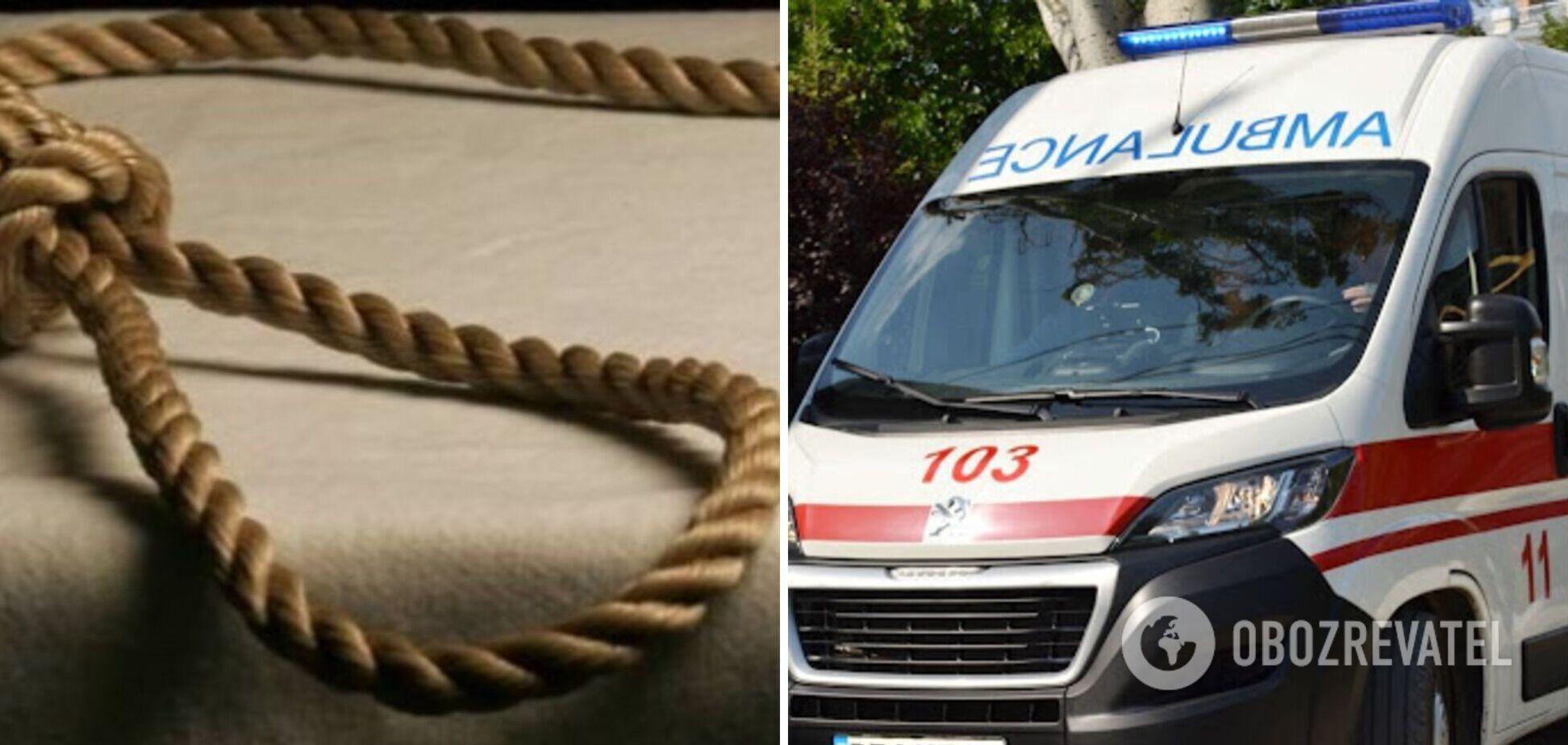 На Ривненщине нашли повешенным 9-летнего мальчика