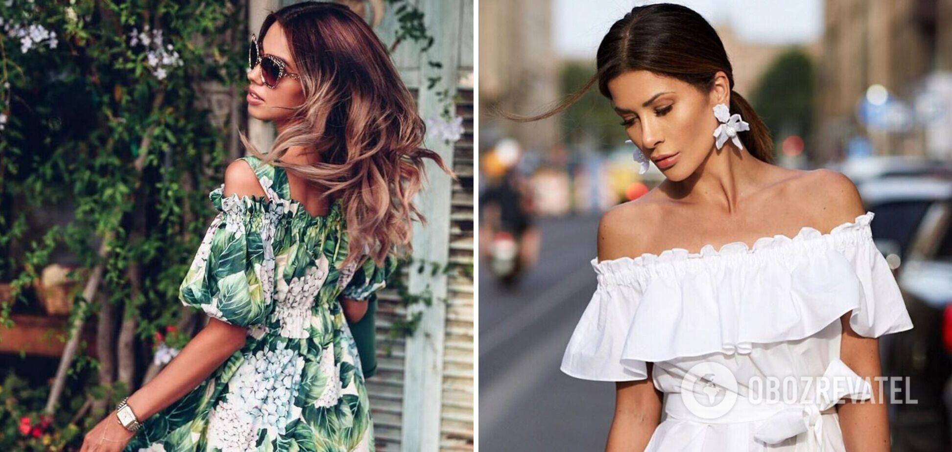 Летние платья, которые всегда будут в трендах: топ-5 идей. Фото