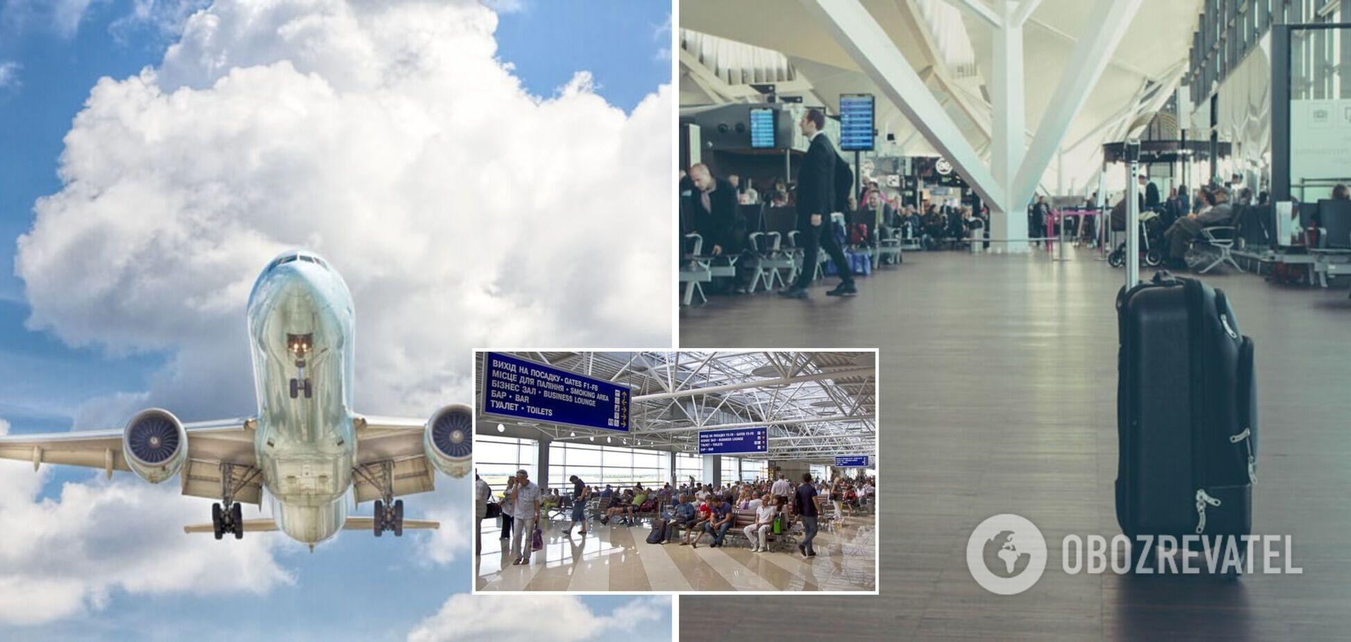 У Борисполі на 10 годин затримали рейс до Туреччини: з'явилися подробиці