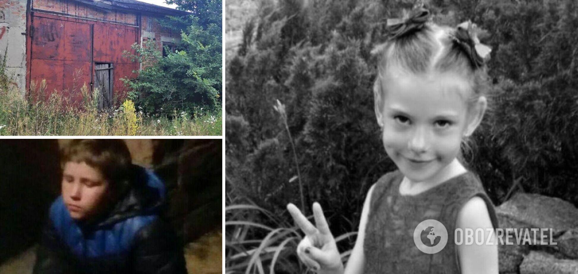 Подросток сознался в убийстве 6-летней девочки на Харьковщине: выяснились новые детали трагедии