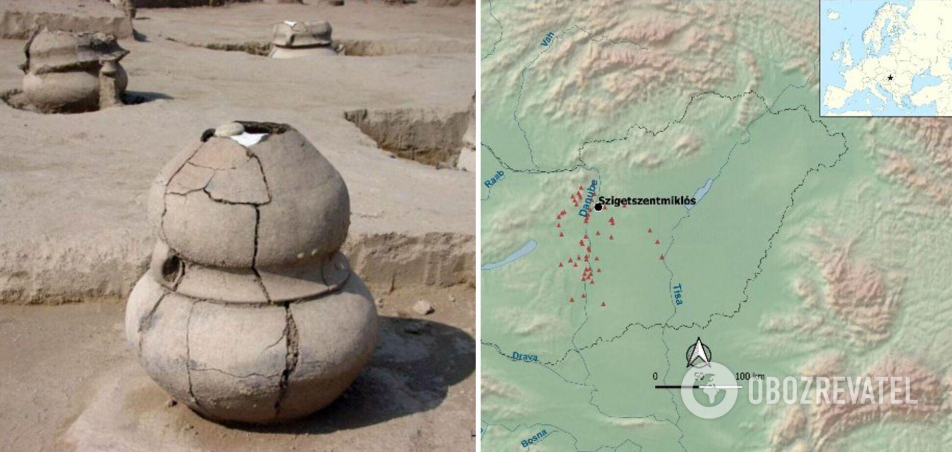 Археологи виявили останки жінки, яка жила 4 тис. років тому. Фото