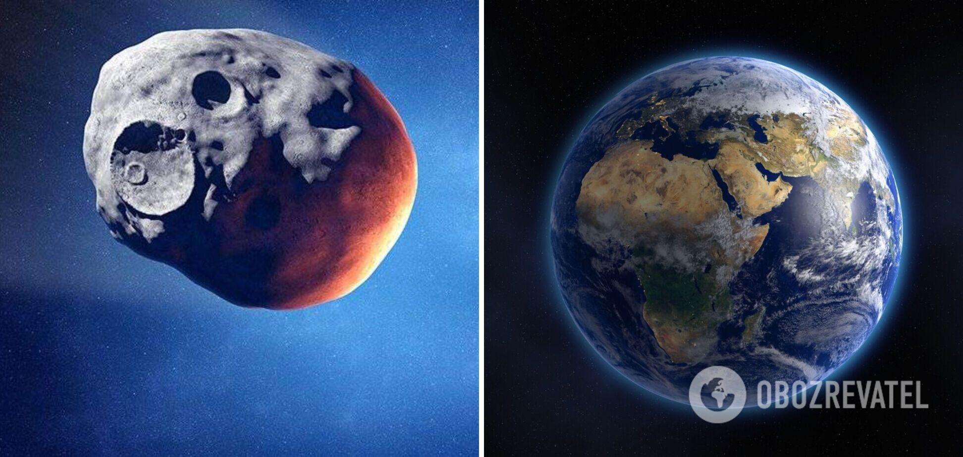 У NASA заявили про наближення до Землі величезного астероїда: мчить на швидкості понад 48 тис. км на годину