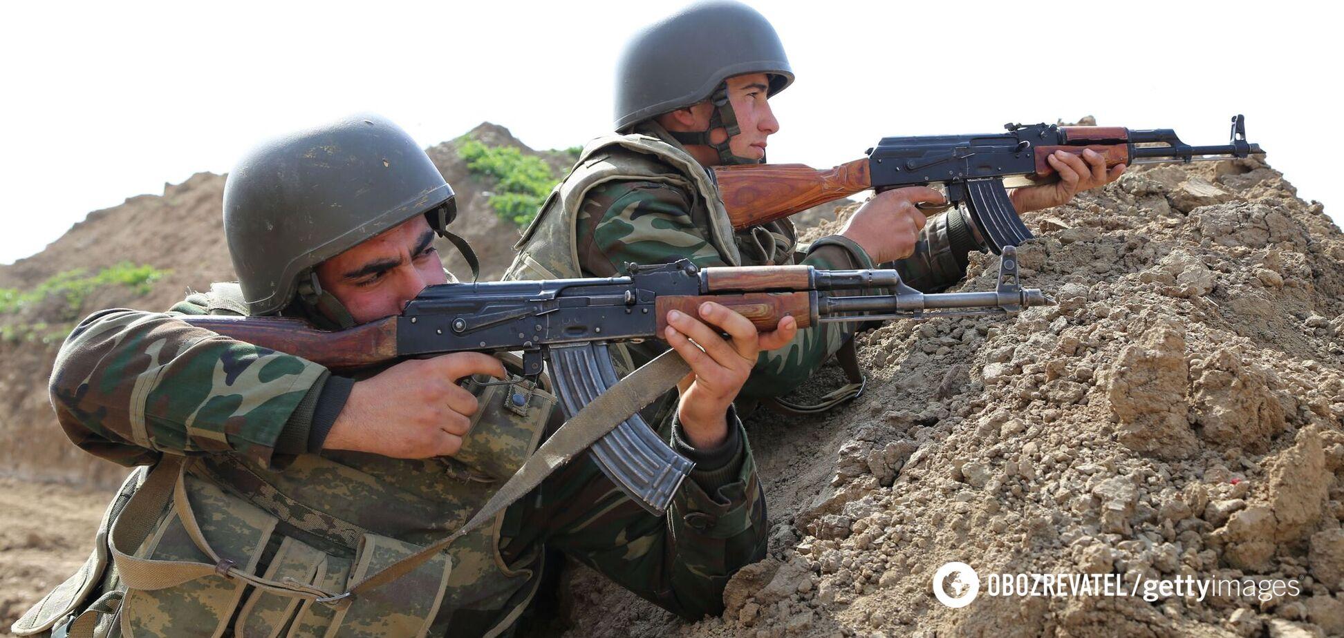 На границе Армении и Азербайджана произошла стрельба, страны обменялись обвинениями