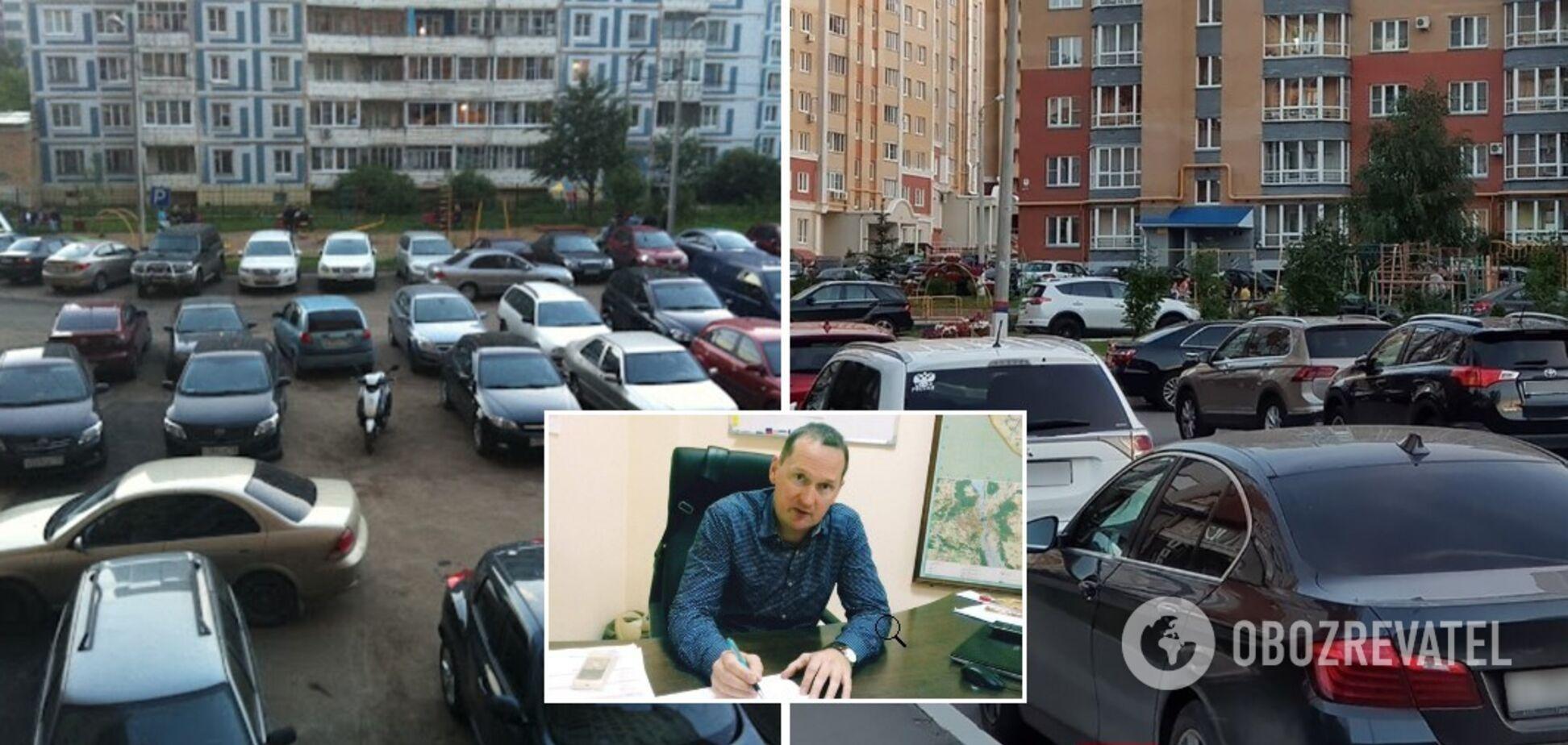 Паркування у дворах Києва поки не буде платним