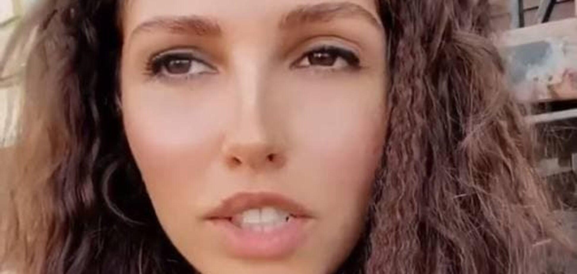 Анна Богдан розкритикувала рекламне весілля