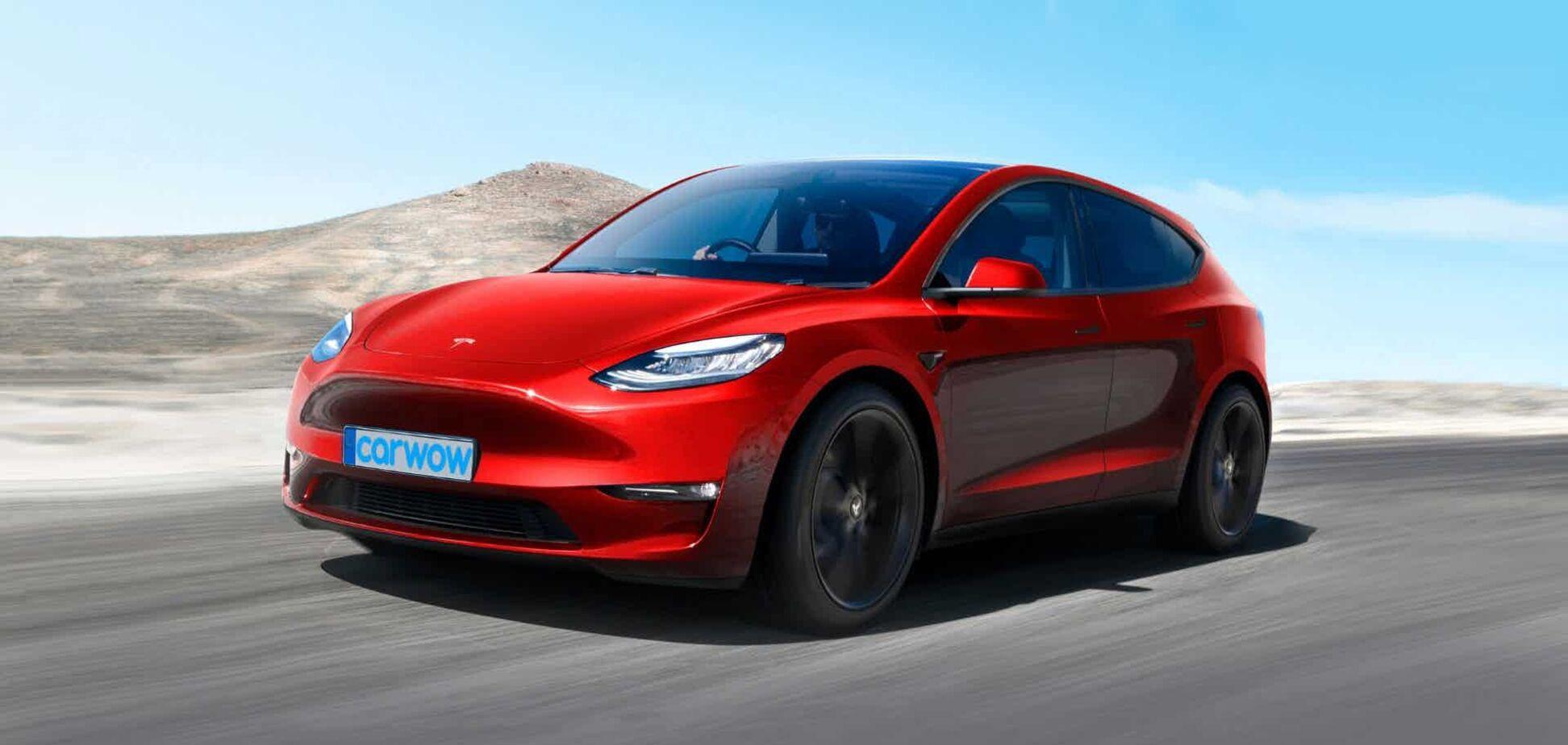 Британці намалювали найдешевшу Tesla за $25 тисяч