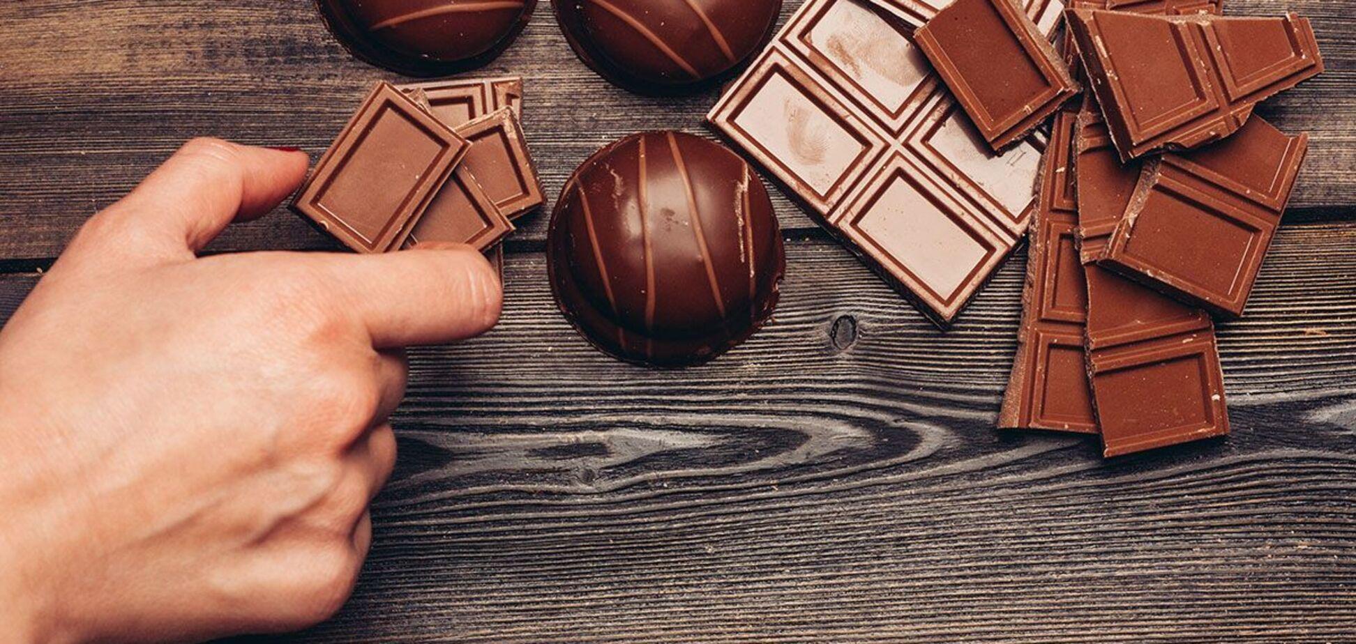 Чи може молочний шоколад допомогти контролювати вагу