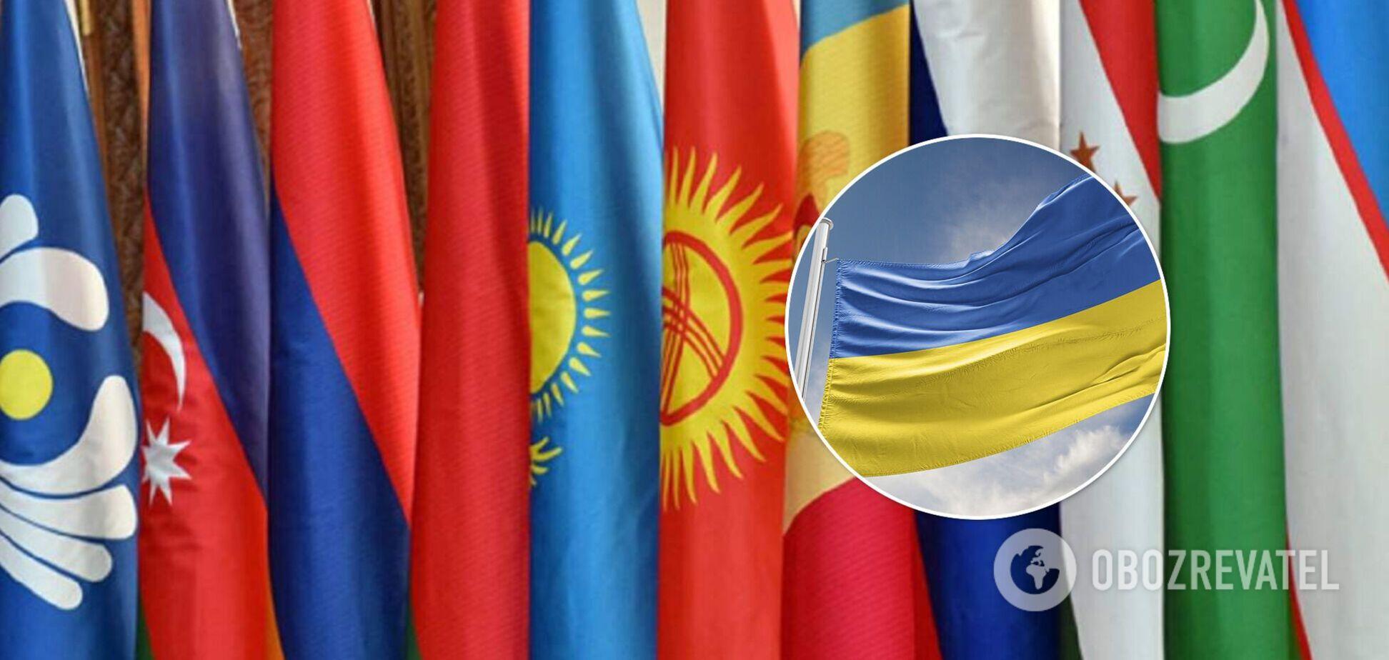 Украина выйдет из двух космических соглашений с СНГ