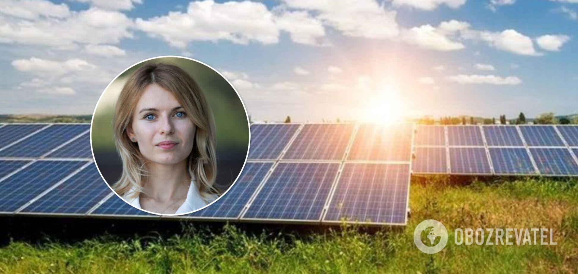 Из-за кризиса в 'зеленой' энергетике Украина срывает договоренности с ЕС по 'зеленому переходу', – Василенко