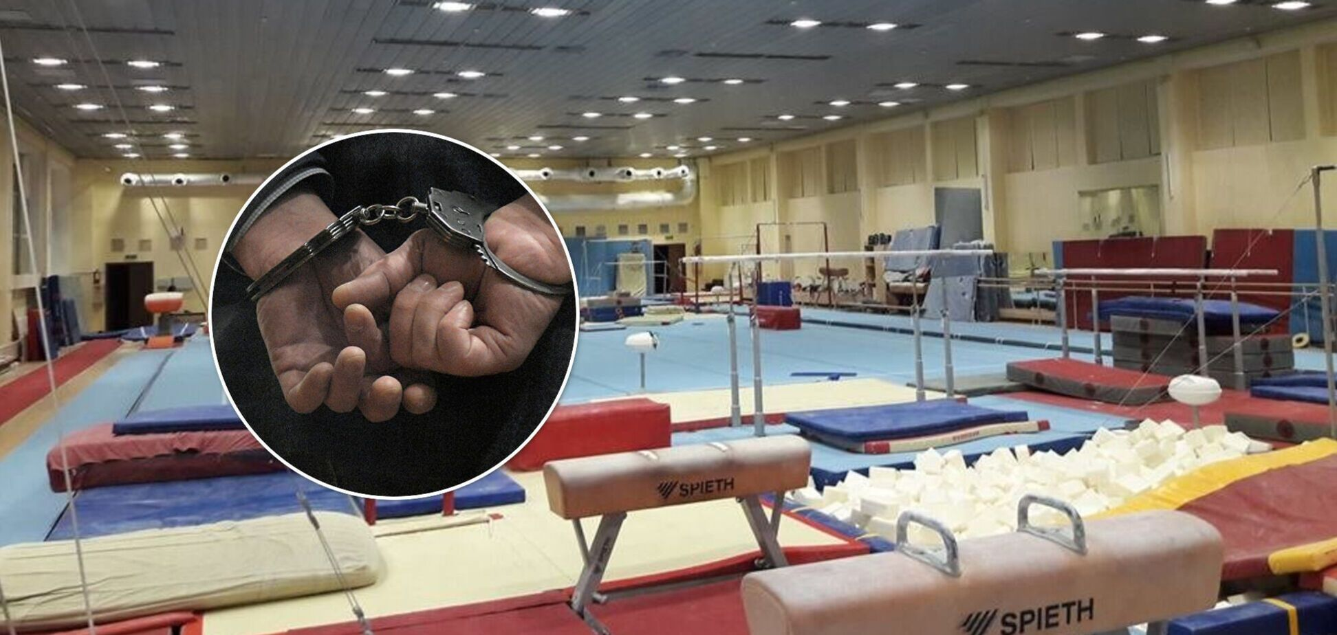 Главный тренер сборной Украины по спортивной гимнастике подозревается в растрате четверти миллиона гривен
