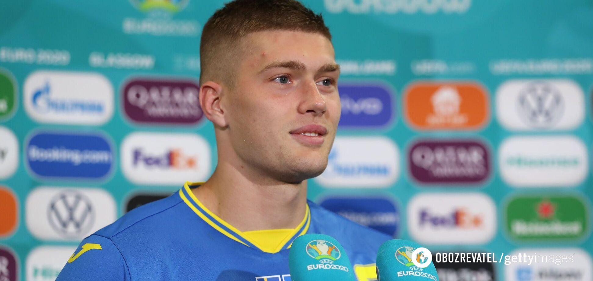 Довбик сказав, що потрібно Україні для перемоги над Англією в матчі Євро-2020