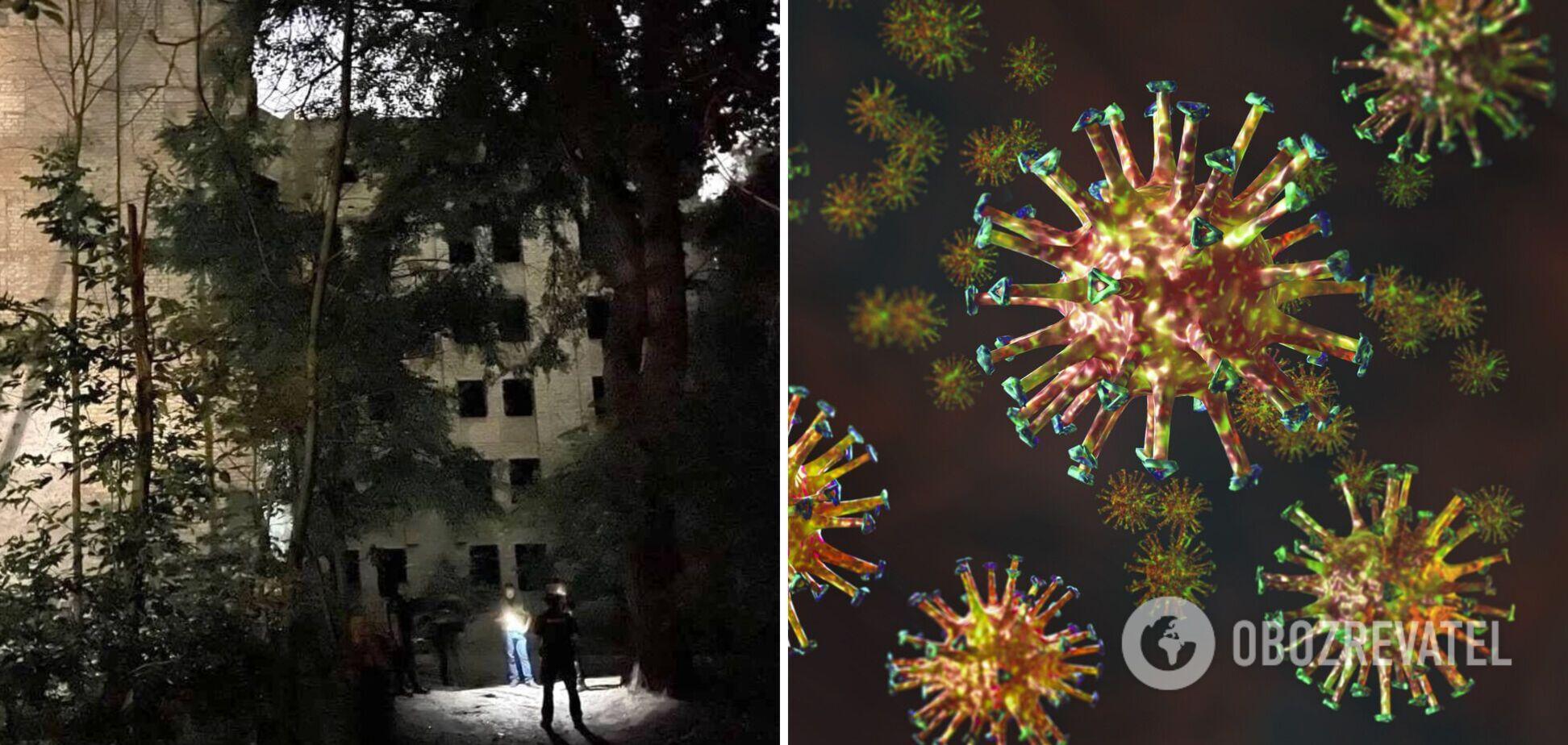 У Києві стався вибух у недобудові, а в МОЗ попередили про небезпеку коронавірусу