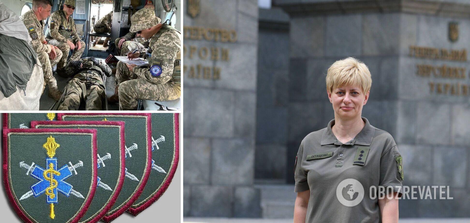 В Украине впервые назначили женщину на должность командующего ВСУ. Фото