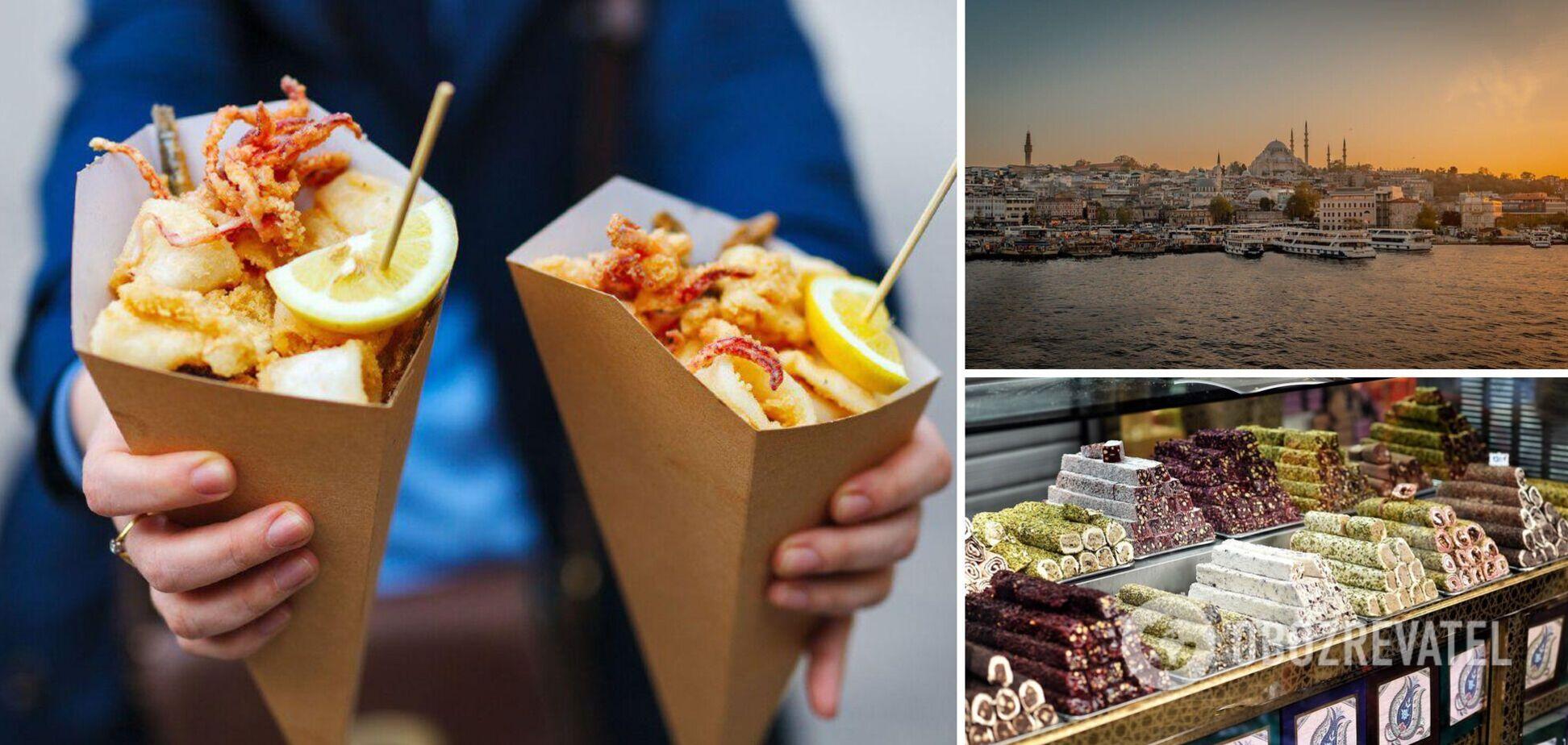 Что обязательно нужно попробовать в Турции: места с самой вкусной уличной едой