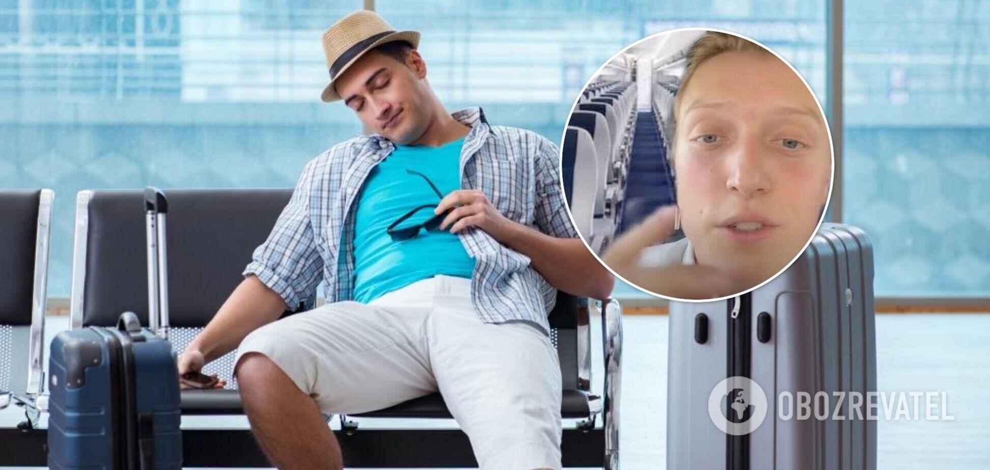 Почему в самолет нельзя надевать шорты: бортпроводник удивил ответом
