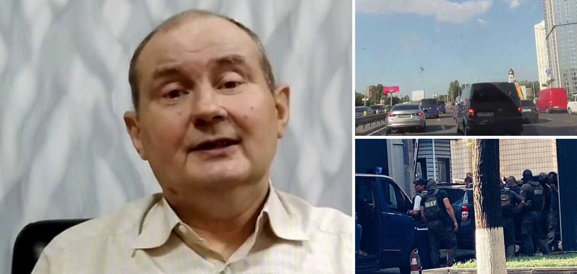 Судья Николай Чаус
