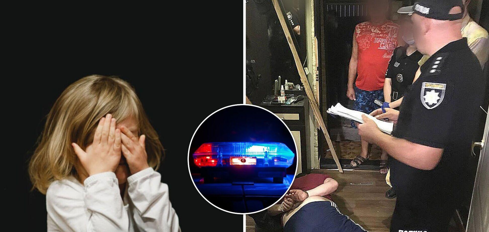 В Черниговской области поймали педофила, пытавшегося изнасиловать ребенка: заманил домой и избил