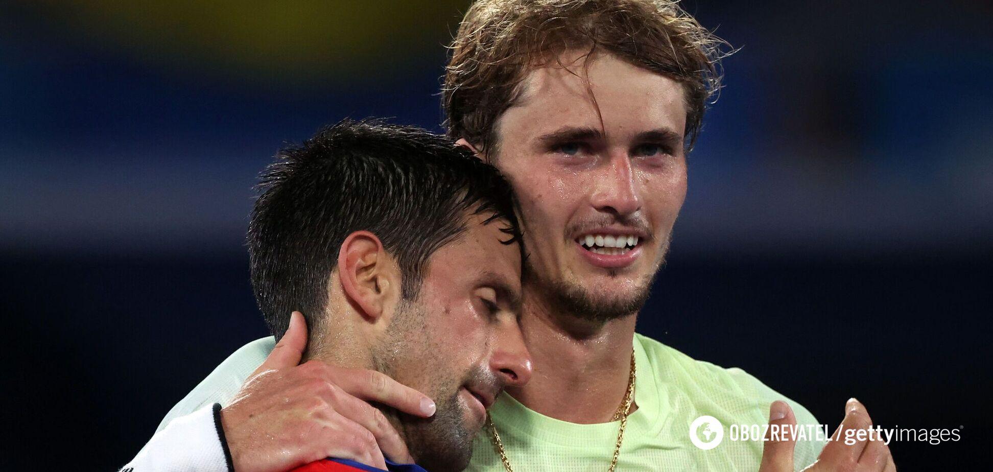 На теннисном турнире Олимпиады-2020 произошла грандиозная сенсация