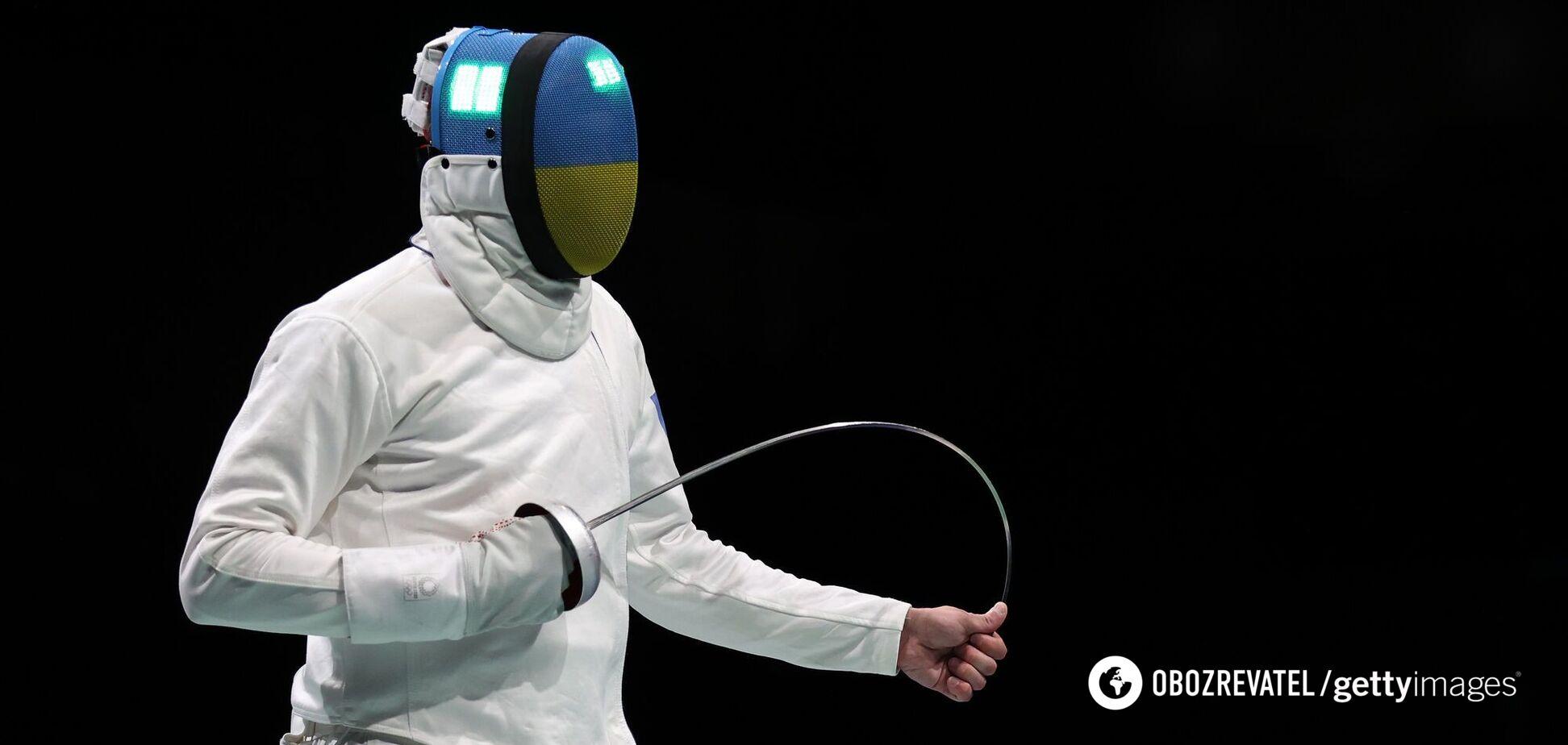 Український фехтувальник жорстко висловився щодо вильоту з Олімпіади-2020