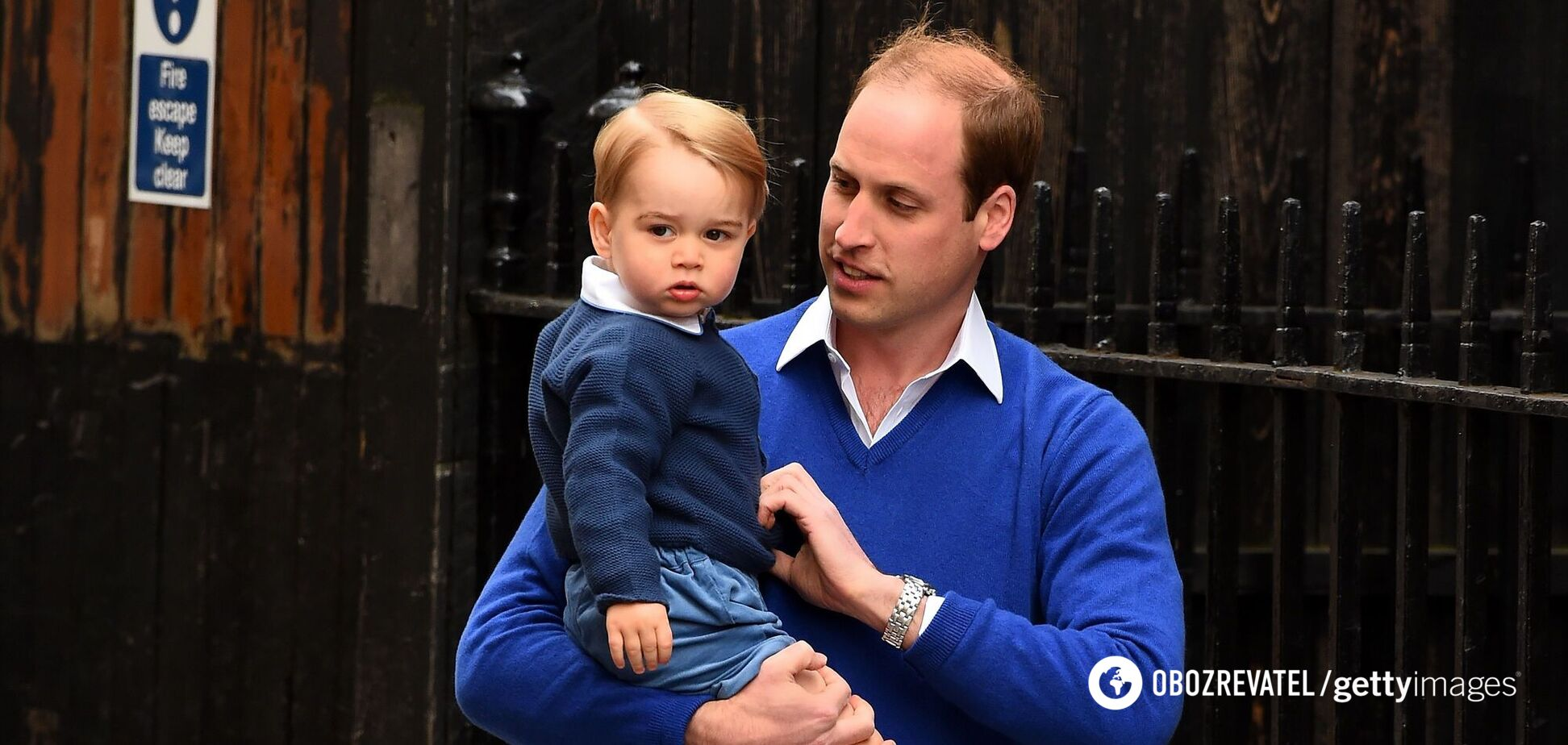 Принц Уильям и Кейт Миддлтон хотят отправить в интернат сына Джорджа – СМИ