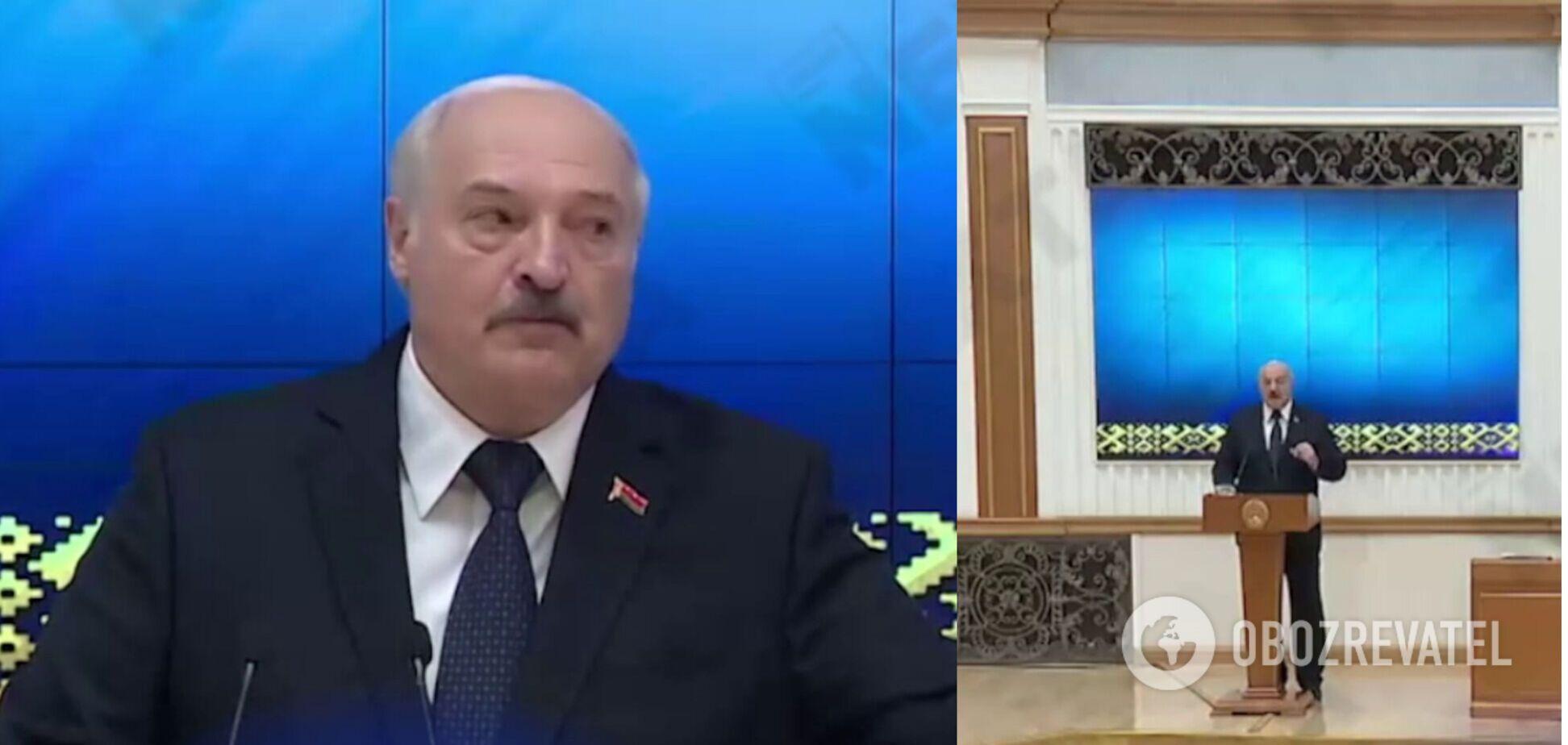 Лукашенко обізвав лідерку опозиції