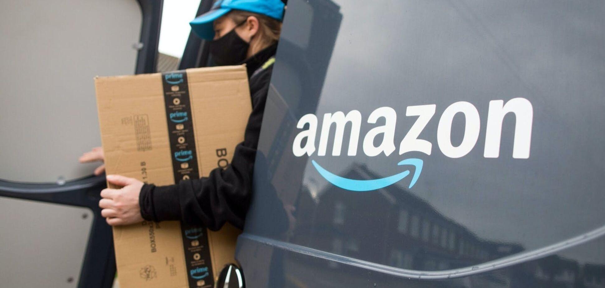 В Євросоюзі оштрафували Amazon на рекордну суму: в чому звинувачують компанію
