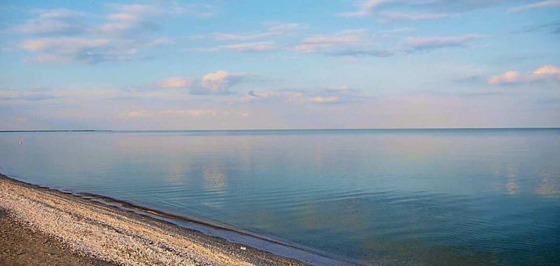 Запасов пресной воды под Азовским морем  для Крыма недостаточно