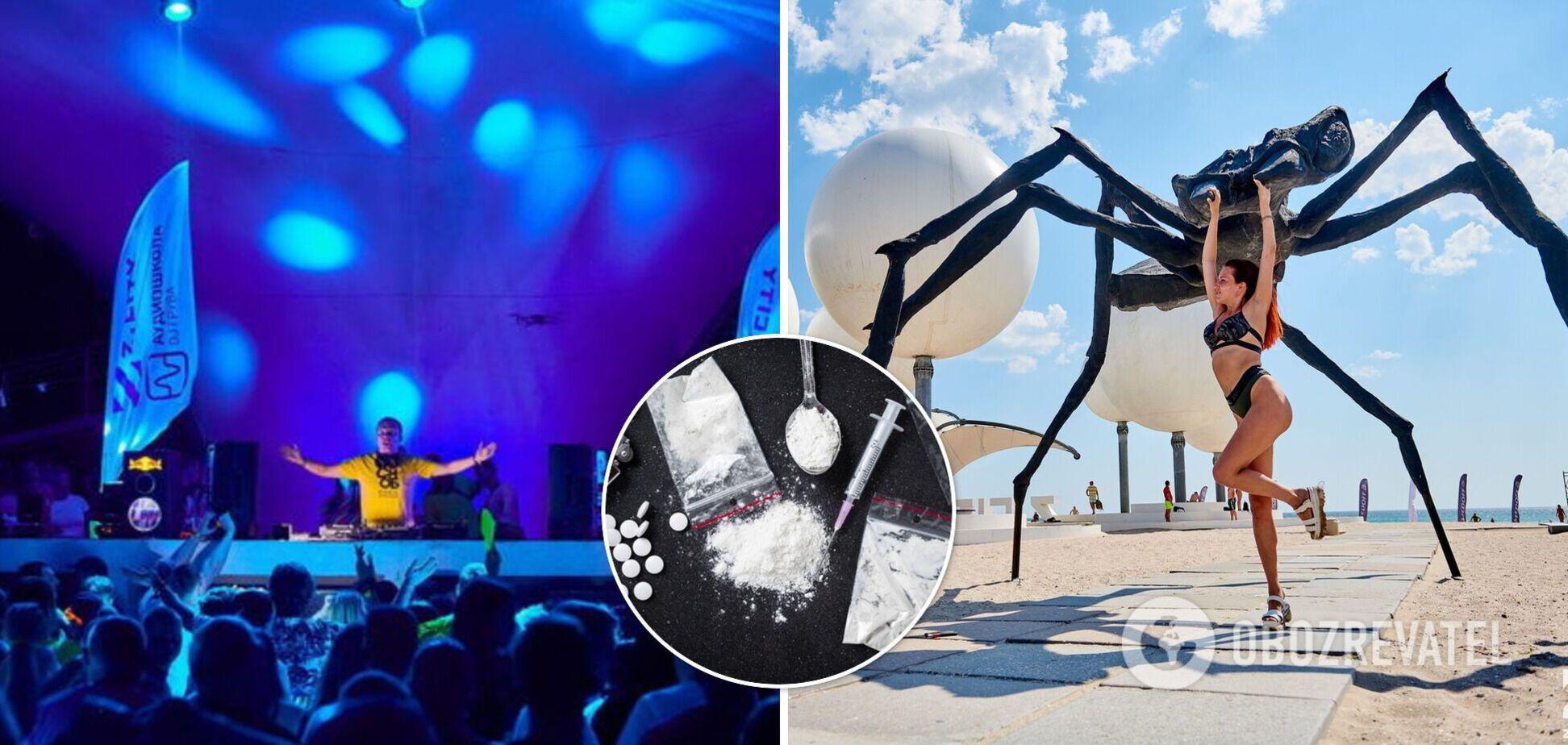 У Криму розігнали фестиваль, який проходив на місці 'Казантипу': названо причину