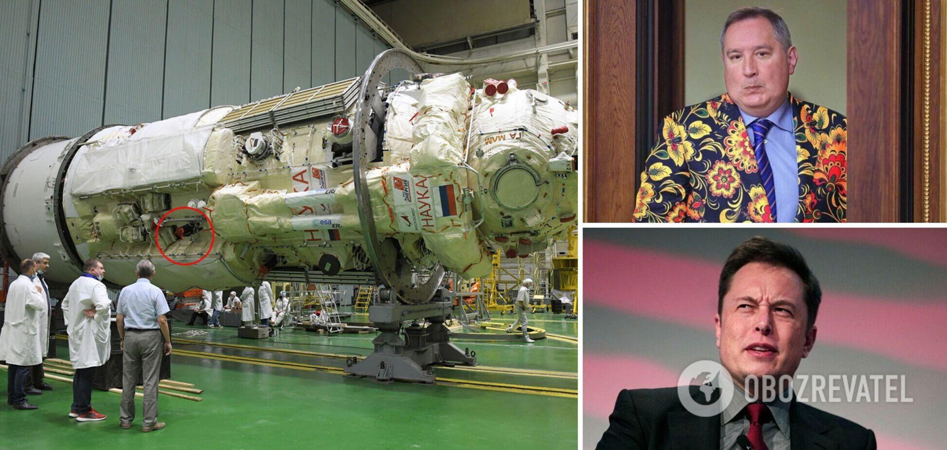 'Наука' проти 'Прогресу', або чому Росія в космосі вигнанець