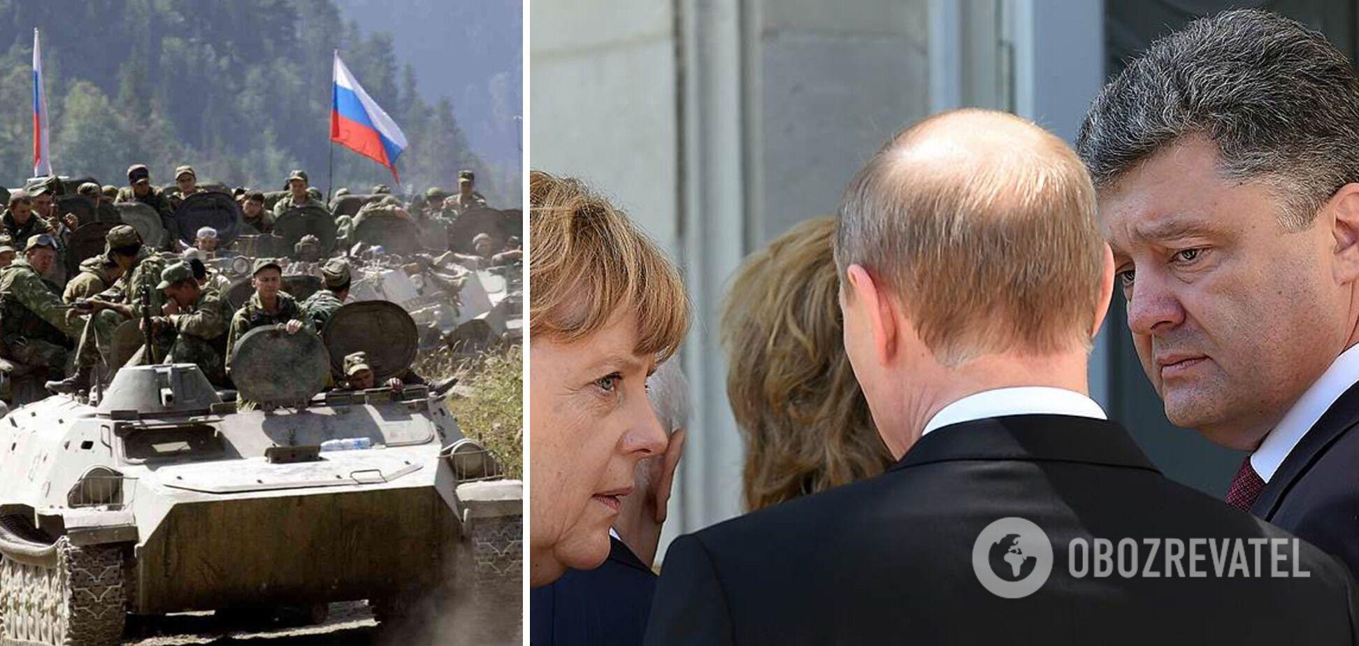 Порошенко рассказал, что на самом деле стоит за тезисом Путина об 'одном народе'