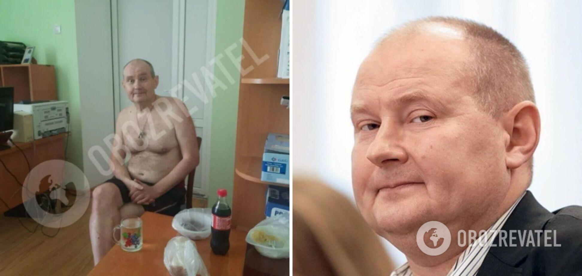 Николая Чауса нашли в Винницкой области