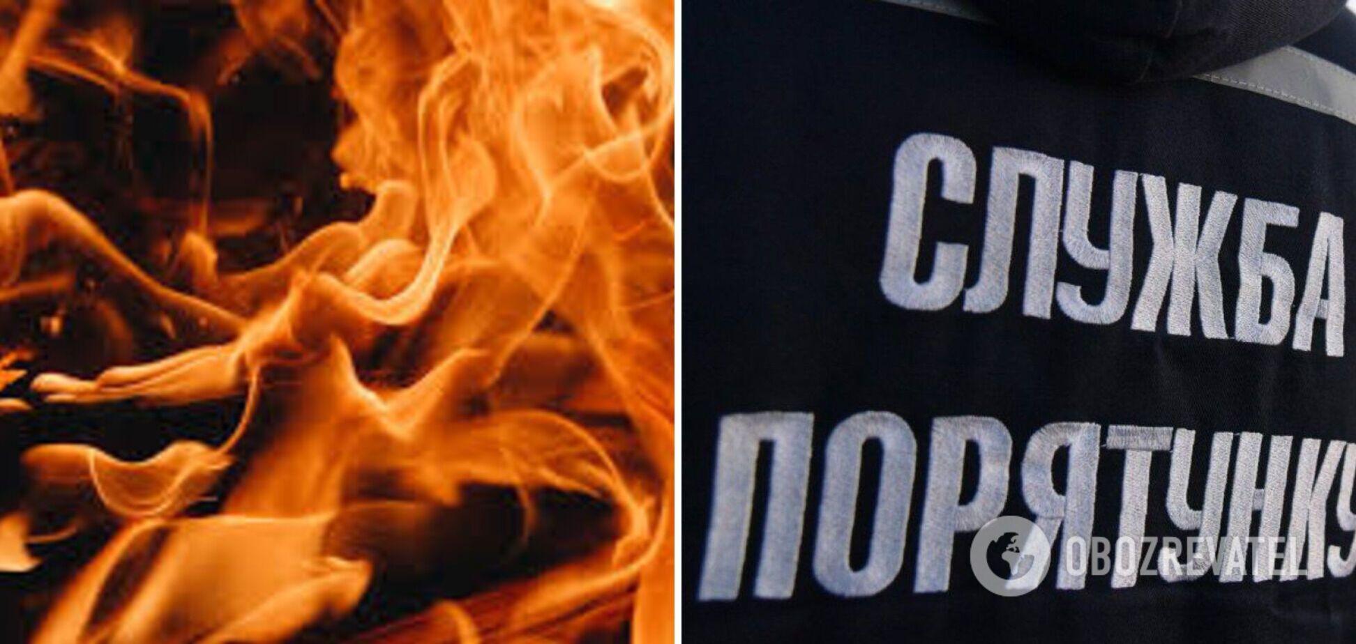 В Івано-Франківську загорілася кімната в гуртожитку: евакуювали десятки студентів. Фото і відео