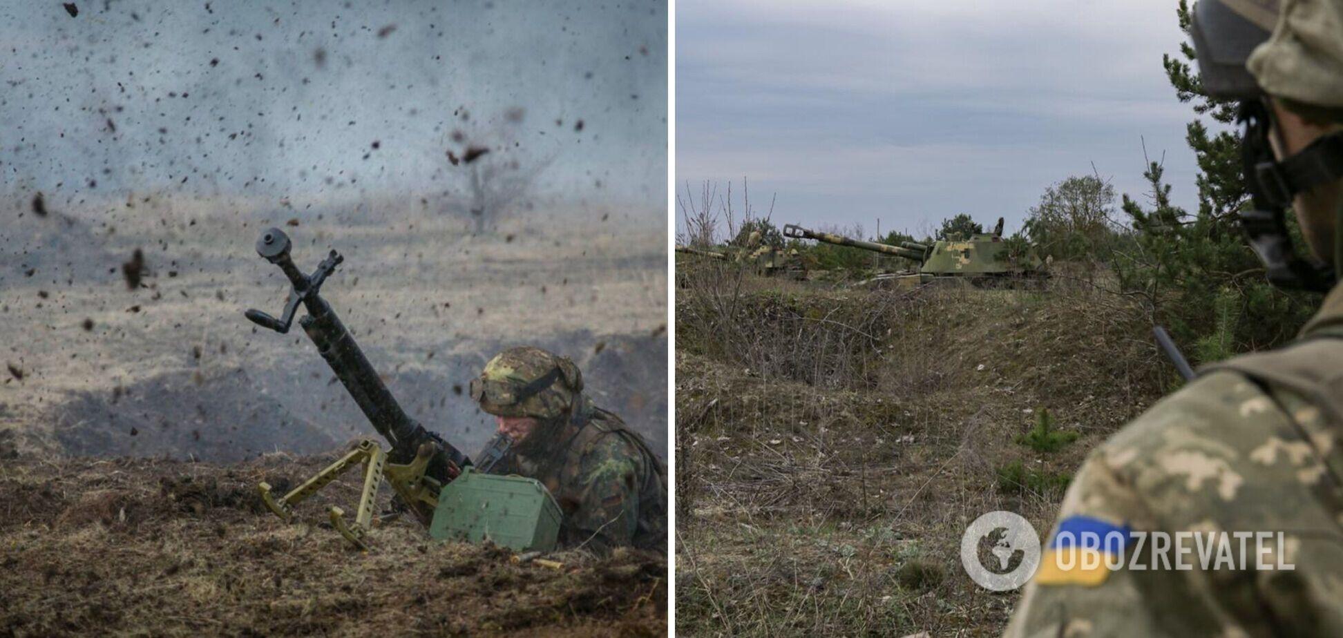 Окупанти обстріляли ЗСУ з гранатометів і стежили за їхніми позиціями з безпілотника
