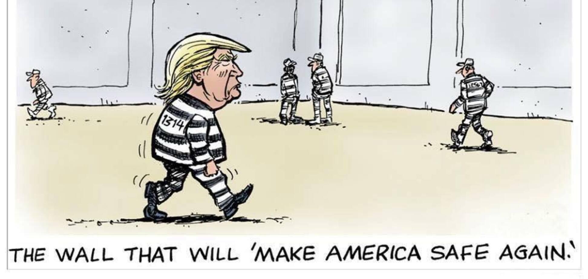 Скоро ли Трамп сядет в тюрьму?